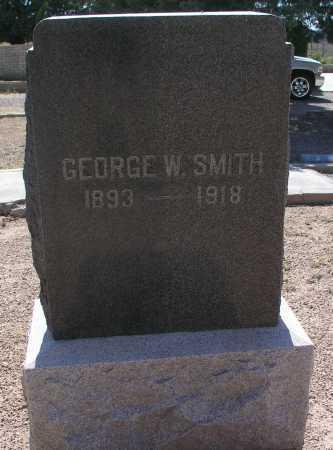 SMITH, GEORGE W. - Mohave County, Arizona | GEORGE W. SMITH - Arizona Gravestone Photos