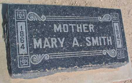 HUGHES SMITH, MARY A. - Mohave County, Arizona | MARY A. HUGHES SMITH - Arizona Gravestone Photos