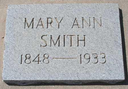 SMITH, MARY ANN - Mohave County, Arizona | MARY ANN SMITH - Arizona Gravestone Photos