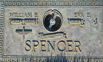 SPENCER, WILLIAM E - Mohave County, Arizona | WILLIAM E SPENCER - Arizona Gravestone Photos