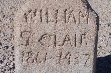 ST CLAIR, WILLIAM - Mohave County, Arizona | WILLIAM ST CLAIR - Arizona Gravestone Photos