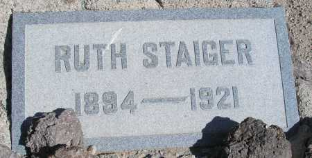 GREENOUGH STAIGER, RUTH - Mohave County, Arizona   RUTH GREENOUGH STAIGER - Arizona Gravestone Photos
