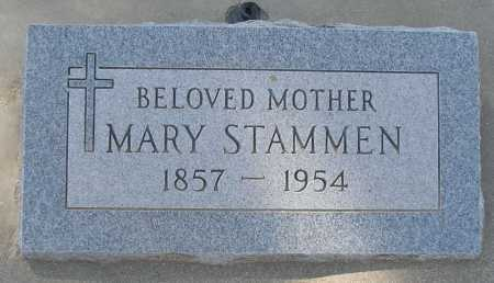 STAMMEN, MARY - Mohave County, Arizona | MARY STAMMEN - Arizona Gravestone Photos