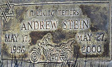 STEIN, ANDREW - Mohave County, Arizona | ANDREW STEIN - Arizona Gravestone Photos