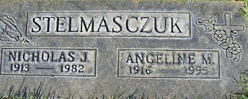 STELMASCZUK, ANGELINE M - Mohave County, Arizona | ANGELINE M STELMASCZUK - Arizona Gravestone Photos