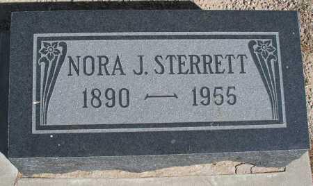 STERRETT, NORA JOHANNAH - Mohave County, Arizona | NORA JOHANNAH STERRETT - Arizona Gravestone Photos