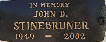 STINEBRUNER, JOHN D - Mohave County, Arizona | JOHN D STINEBRUNER - Arizona Gravestone Photos