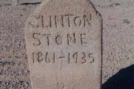 STONE, CLINTON - Mohave County, Arizona | CLINTON STONE - Arizona Gravestone Photos