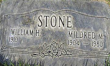 STONE, WILLIAM H - Mohave County, Arizona | WILLIAM H STONE - Arizona Gravestone Photos