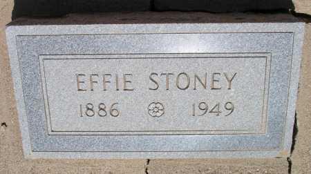 THOMPSON STONEY, EFFIE - Mohave County, Arizona | EFFIE THOMPSON STONEY - Arizona Gravestone Photos