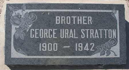STRATTON, GEORGE URAL - Mohave County, Arizona | GEORGE URAL STRATTON - Arizona Gravestone Photos