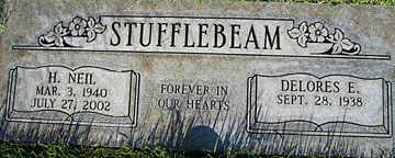 STUFFLEBEAM, H. NEIL - Mohave County, Arizona | H. NEIL STUFFLEBEAM - Arizona Gravestone Photos