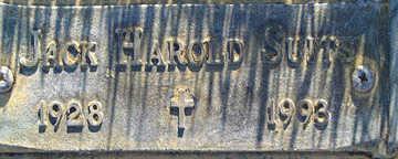 SUITS, JACK HAROLD - Mohave County, Arizona | JACK HAROLD SUITS - Arizona Gravestone Photos