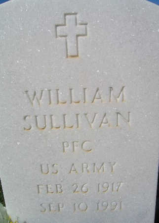 SULLIVAN, WILLIAM - Mohave County, Arizona | WILLIAM SULLIVAN - Arizona Gravestone Photos
