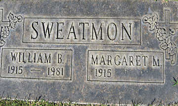 SWEATMON, MARGARET M - Mohave County, Arizona | MARGARET M SWEATMON - Arizona Gravestone Photos