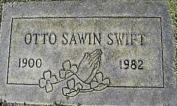 SWIFT, OTTO SAWIN - Mohave County, Arizona   OTTO SAWIN SWIFT - Arizona Gravestone Photos
