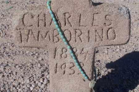 TAMBORINO, CHARLES - Mohave County, Arizona   CHARLES TAMBORINO - Arizona Gravestone Photos