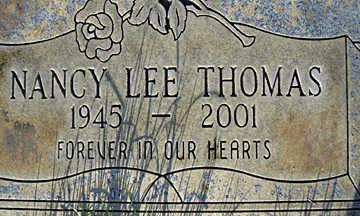 THOMAS, NANCY LEE - Mohave County, Arizona | NANCY LEE THOMAS - Arizona Gravestone Photos