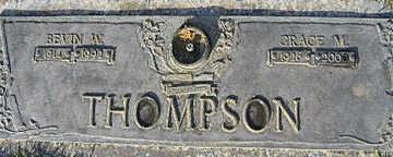 THOMPSON, GRACE M - Mohave County, Arizona | GRACE M THOMPSON - Arizona Gravestone Photos