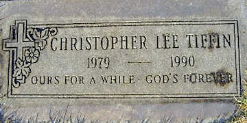 TIFFIN, CHRISTOPHER LEE - Mohave County, Arizona | CHRISTOPHER LEE TIFFIN - Arizona Gravestone Photos