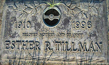 TILLMAN, ESTHER R - Mohave County, Arizona | ESTHER R TILLMAN - Arizona Gravestone Photos