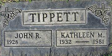TIPPETT, KATHLEEN M - Mohave County, Arizona   KATHLEEN M TIPPETT - Arizona Gravestone Photos