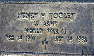 TOOLEY, HENRY H - Mohave County, Arizona | HENRY H TOOLEY - Arizona Gravestone Photos