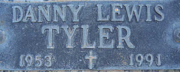 TYLER, DANNY LEWIS - Mohave County, Arizona | DANNY LEWIS TYLER - Arizona Gravestone Photos