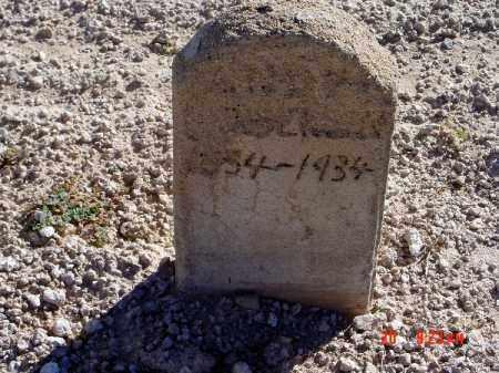 UNKNOWN, ANDY - Mohave County, Arizona   ANDY UNKNOWN - Arizona Gravestone Photos