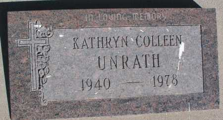UNRATH, KATHRYN COLLEEN - Mohave County, Arizona | KATHRYN COLLEEN UNRATH - Arizona Gravestone Photos