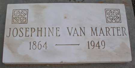 VAN MARTER, JOSEPHINE - Mohave County, Arizona | JOSEPHINE VAN MARTER - Arizona Gravestone Photos
