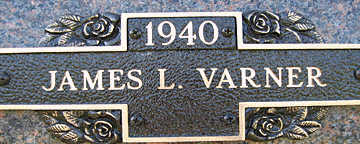 VARNER, JAMES L - Mohave County, Arizona | JAMES L VARNER - Arizona Gravestone Photos