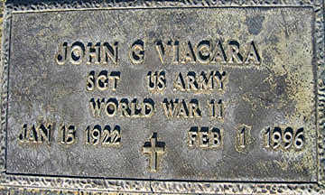 VIACARA, JOHN G - Mohave County, Arizona | JOHN G VIACARA - Arizona Gravestone Photos
