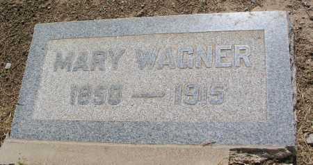 WAGNER, MARY - Mohave County, Arizona | MARY WAGNER - Arizona Gravestone Photos