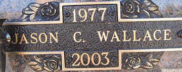 WALLACE, JASON C - Mohave County, Arizona | JASON C WALLACE - Arizona Gravestone Photos