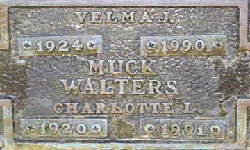 MUCK, VELMA J - Mohave County, Arizona | VELMA J MUCK - Arizona Gravestone Photos