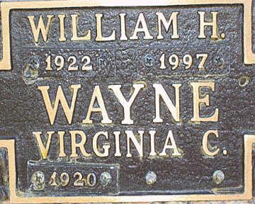 WAYNE, VIRGINIA C - Mohave County, Arizona | VIRGINIA C WAYNE - Arizona Gravestone Photos