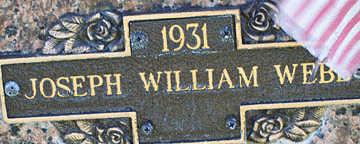 WEBB, JOSEPH WILLIAM - Mohave County, Arizona | JOSEPH WILLIAM WEBB - Arizona Gravestone Photos