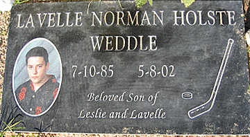 WEDDLE, LAVELLE NORMAN - Mohave County, Arizona   LAVELLE NORMAN WEDDLE - Arizona Gravestone Photos