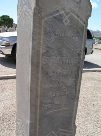 WELLINGTON, STARKEY - Mohave County, Arizona | STARKEY WELLINGTON - Arizona Gravestone Photos