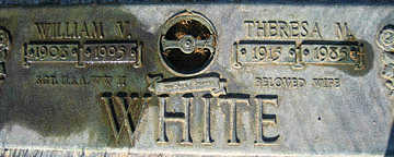 WHITE, THERESA M - Mohave County, Arizona   THERESA M WHITE - Arizona Gravestone Photos