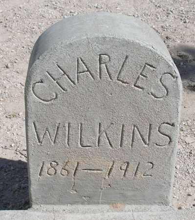 WILKINS, CHARLES - Mohave County, Arizona | CHARLES WILKINS - Arizona Gravestone Photos