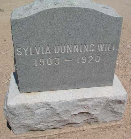 DUNNING WILL, SYLVIA - Mohave County, Arizona | SYLVIA DUNNING WILL - Arizona Gravestone Photos