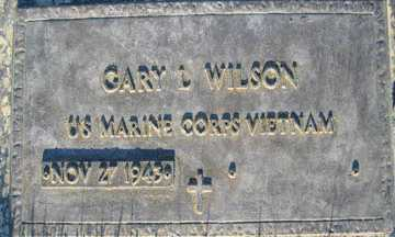 WILSON, GARY L - Mohave County, Arizona | GARY L WILSON - Arizona Gravestone Photos