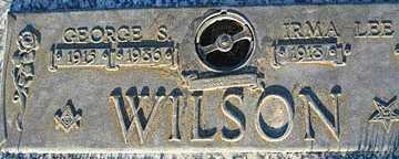 WILSON, IRMA LEE - Mohave County, Arizona | IRMA LEE WILSON - Arizona Gravestone Photos