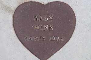 WINN, (BABY) - Mohave County, Arizona | (BABY) WINN - Arizona Gravestone Photos