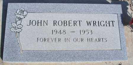 WRIGHT, JOHN ROBERT - Mohave County, Arizona   JOHN ROBERT WRIGHT - Arizona Gravestone Photos
