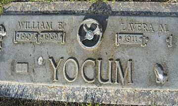 YOCUM, LAVERA M - Mohave County, Arizona | LAVERA M YOCUM - Arizona Gravestone Photos