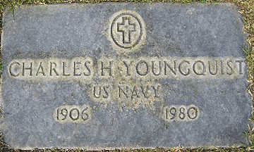 YOUNGQUIST, CHARLES H - Mohave County, Arizona | CHARLES H YOUNGQUIST - Arizona Gravestone Photos