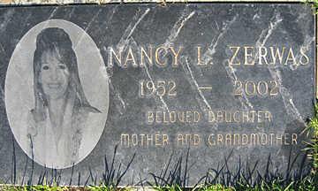 ZERWAS, NANCY L - Mohave County, Arizona | NANCY L ZERWAS - Arizona Gravestone Photos